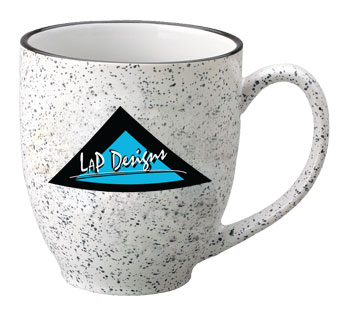 15 oz new mexico bistro mug - white
