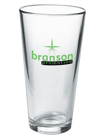20 oz Custom Beer Glasses
