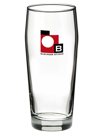 Willi Becher 21.5 oz Beer Glass