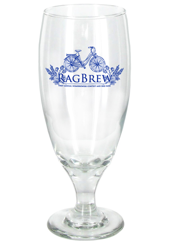 16 Oz. Libbey Embassy Personalized Glasses
