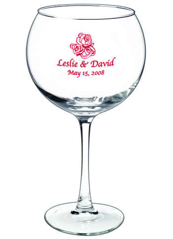 19.25 connoisseur red wine glass