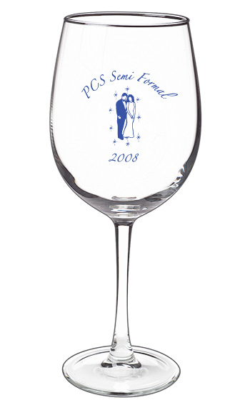 19.25 connoisseur wine glass