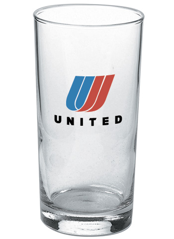 Promotional Tall ARC Beverage Glass 13 oz