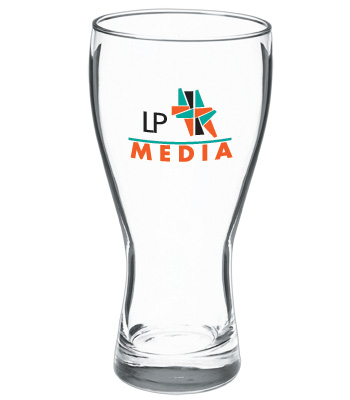 20 oz Lido Pub Pilsner ARC Marketing Glasses