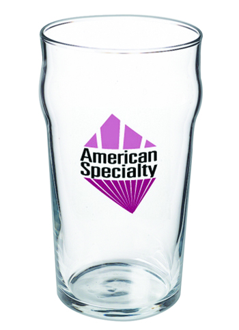 Made In USA 19 oz ARC Lager Beer Glasses in Bulk