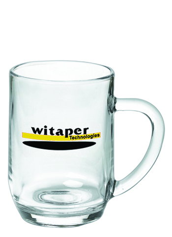 Wholesale 20 oz haworth Luminarc glass mug