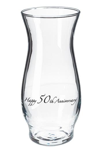 16 Oz Libbey Hurricane Vase 850