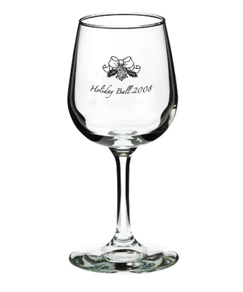 6.5 oz Libbey wine taster glass