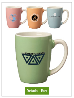 12.5 oz San Diego Pastel Two Tone Mugs