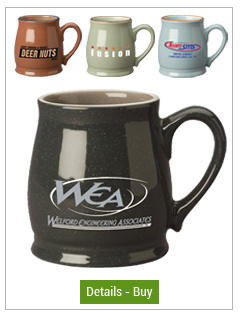 15 oz Speckled Country Style Mugs